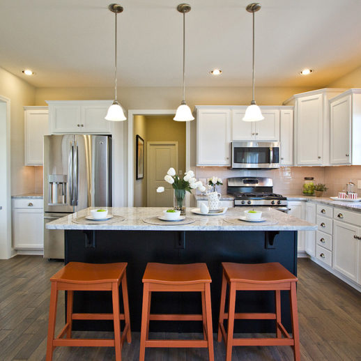 Customized Kitchens U0026 Dining Rooms | PA Custom Homes | EGStoltzfus Homes