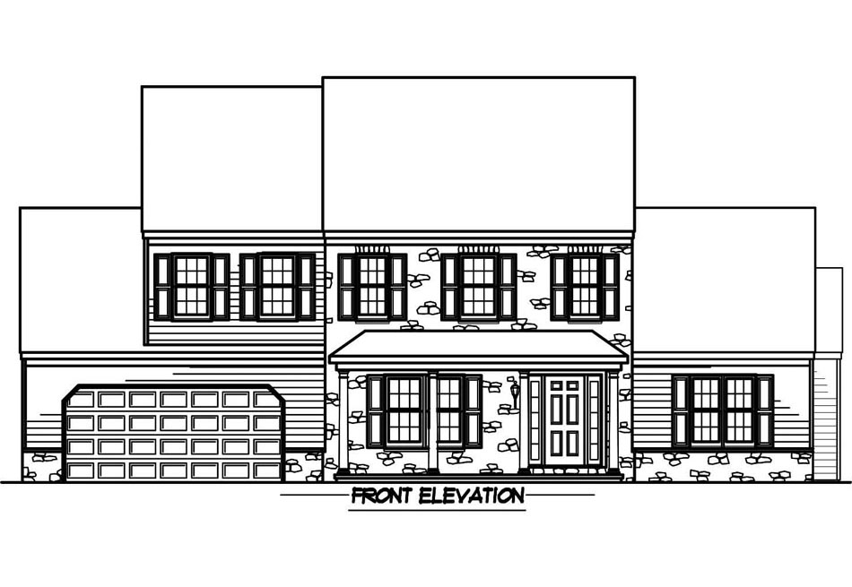 Denton Elevation