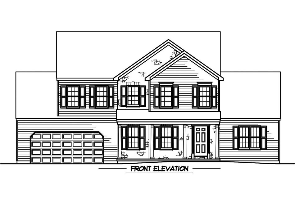 Raleigh Elevation