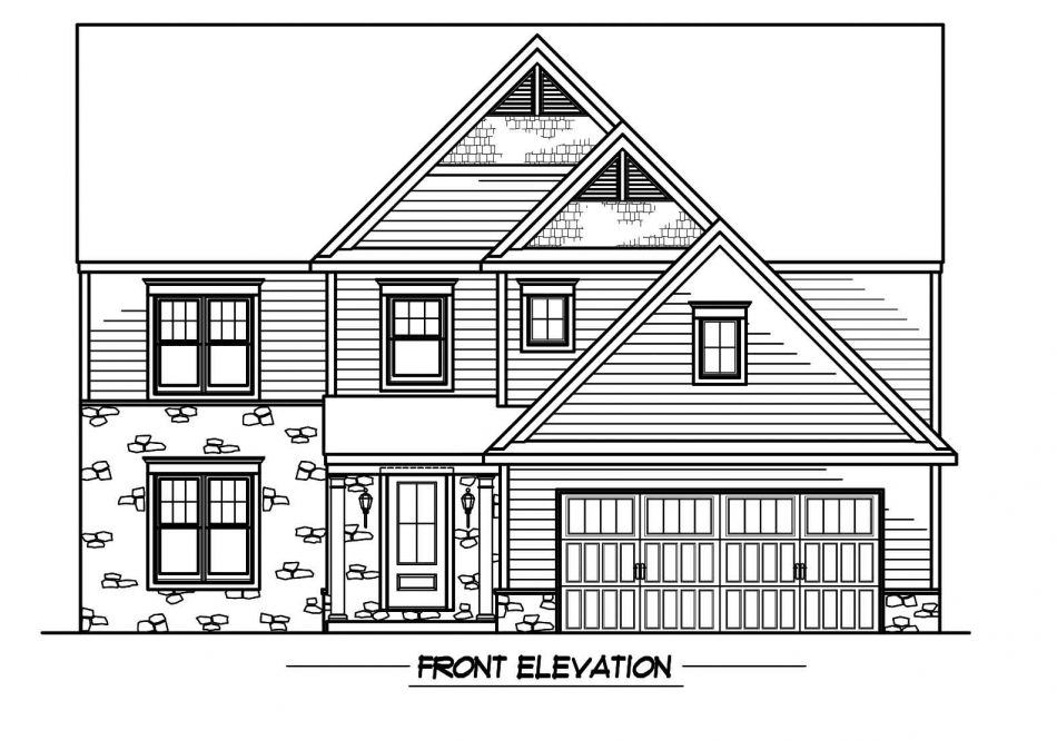 Dalton Heritage Elevation