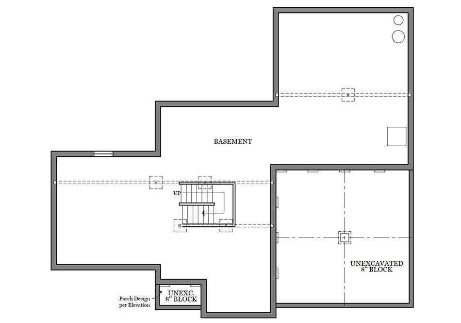 Warren Third Floor Plan