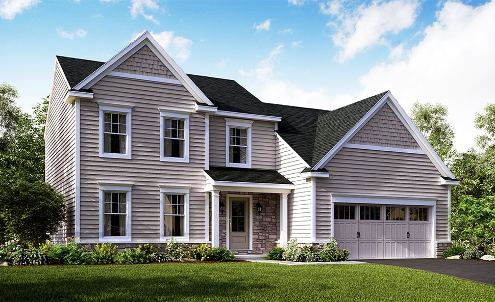 Riley egstoltzfus homes for Manheim floor plan