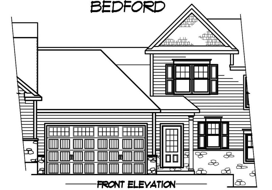 Bedford Elevation