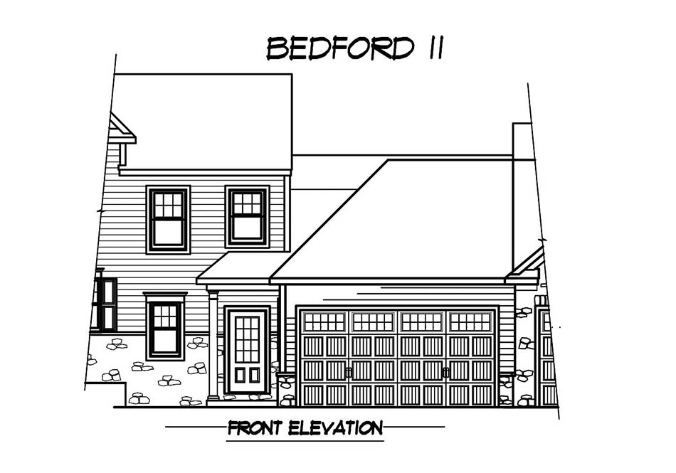 Bedford II Elevation