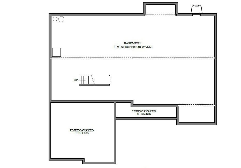 Brookfield Third Floor Plan