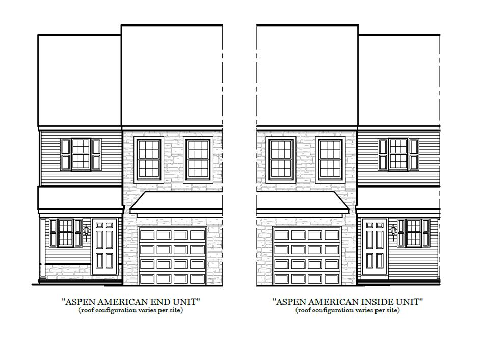 Aspen American Elevation