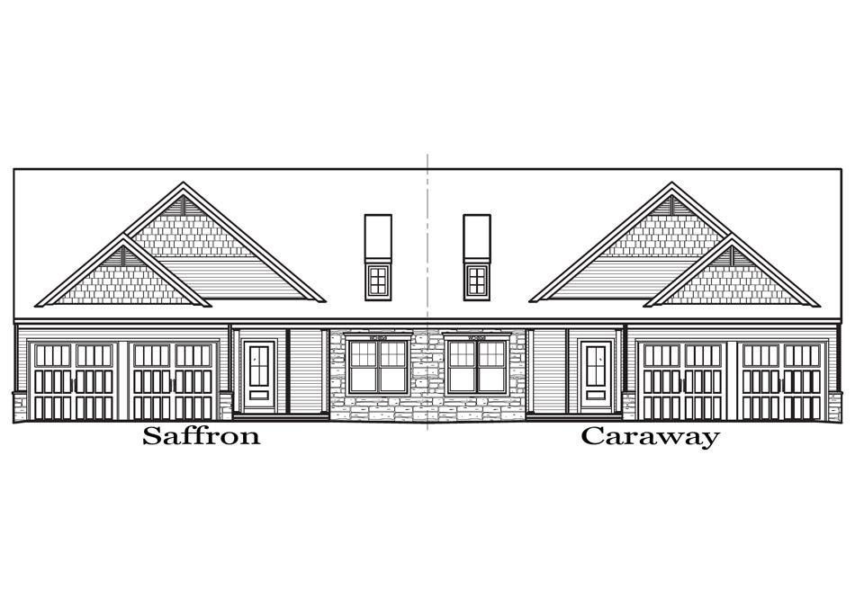 Caraway Elevation